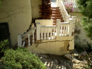 Structural problems Spain
