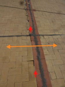 Leaking flat roofs in Spain